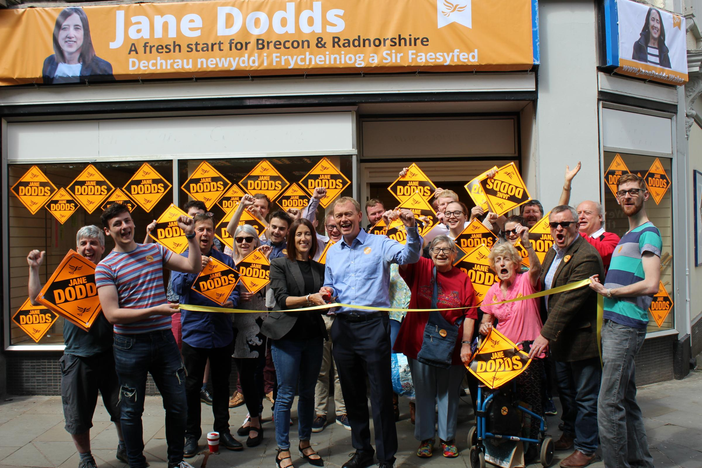 Lib Dems and Plaid Cymru team up for Brecon and Radnorshire by-election
