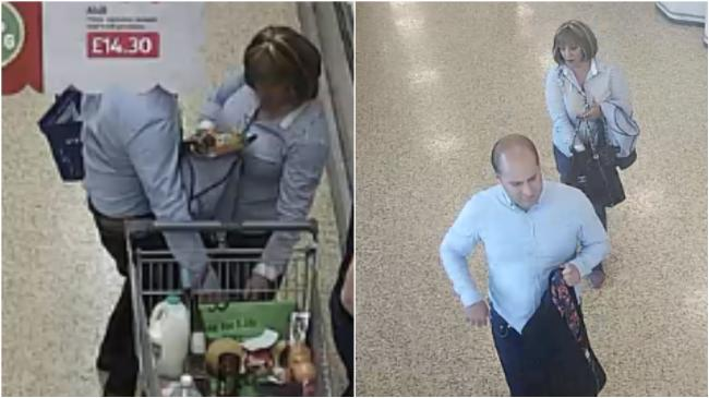 Theft of elderly lady's bag in Aldi, Welshpool.
