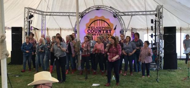 Welshpool Country Music Festival 2019: Jonny and Lynnette to appear