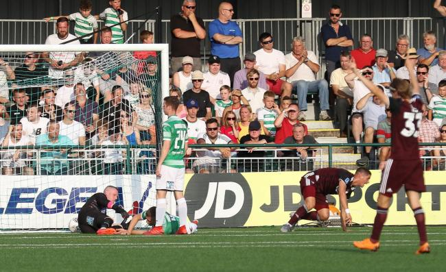 TNS suffer 2-0 defeat in Champions League qualifier first leg against FC Copenhagen