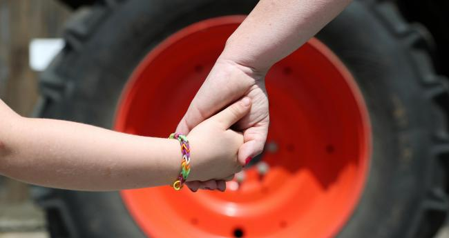 The Wales Farm Safety Partnership wants more to be done to keep children safe on farms.
