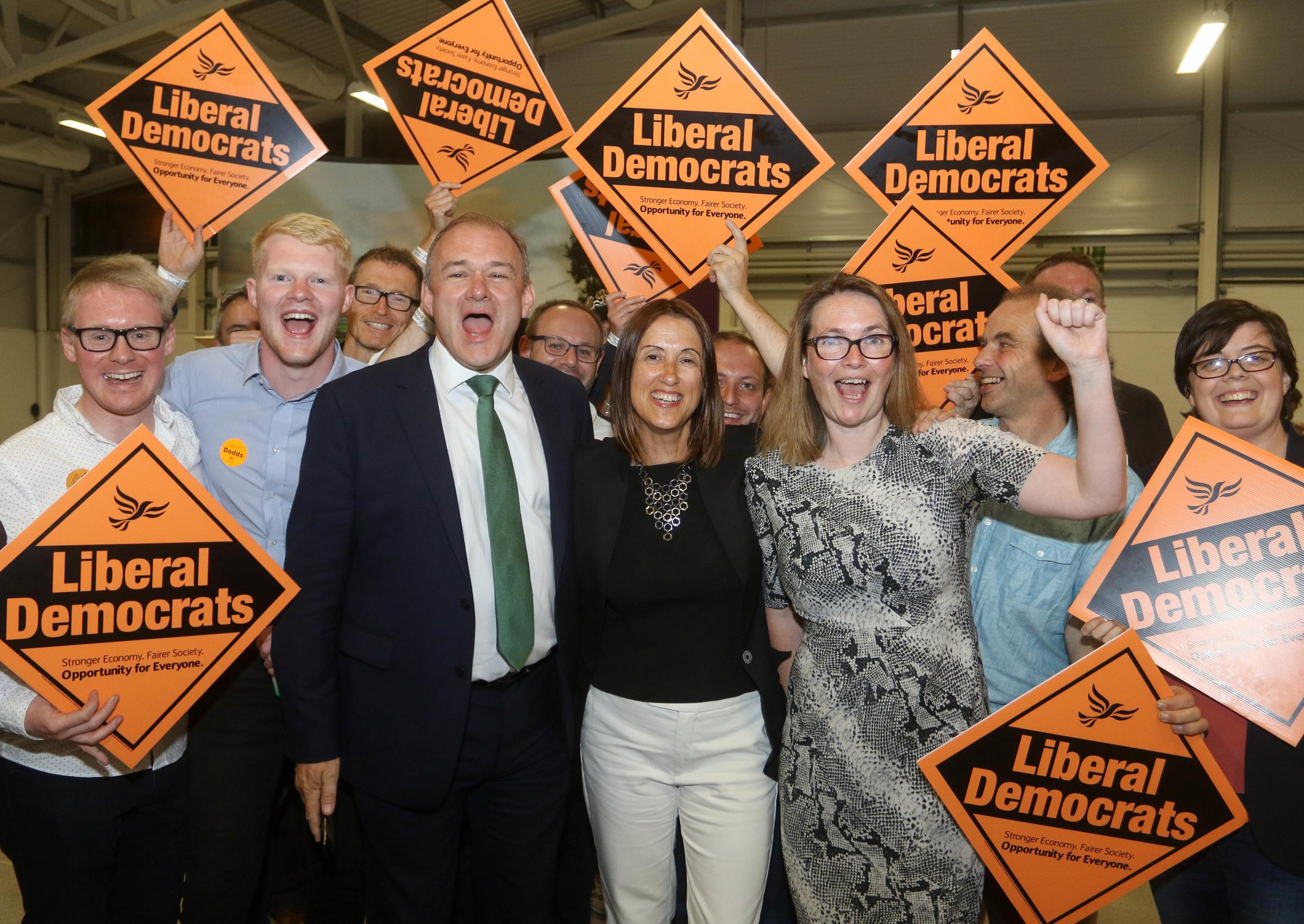 Jane Dodds announced as new Lib Dems Food and Rural Affairs shadow cabinet member