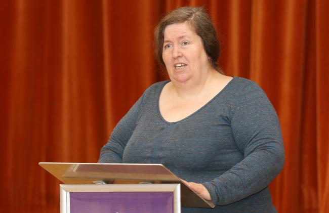 Education Portfolio holder Cllr Myfanwy Alexander. Picture: Phil Blagg/County Times