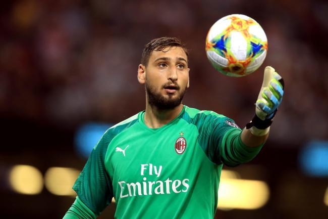 Gianluigi Donnarumma backs Marco Giampaolo to turn things around at AC  Milan | County Times