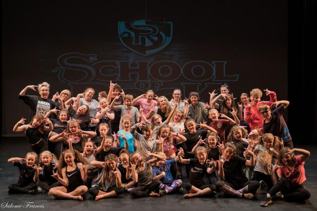 MA Stage School is putting on a 'Magic of the Musicals' show at The Hafren in Newtown. Picture: Salome Francis