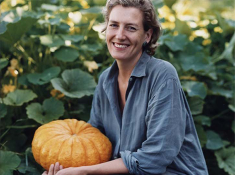 Grants for community gardening projects in memory of much admired writer