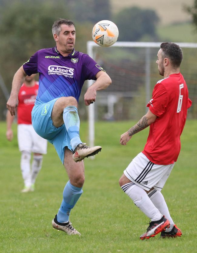 Maesyrhandir v Guilsfield Reserves.