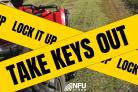 NFU Cymru is promoting a more proactive approach to tackling rural crime.