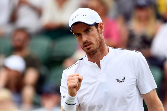 Andy Murray was triumphant in Antwerp