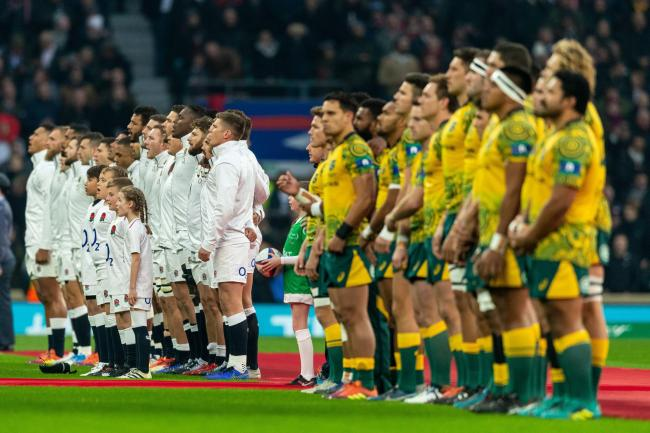 England last met with Australia during an Autumn International at Twickenham in 2018