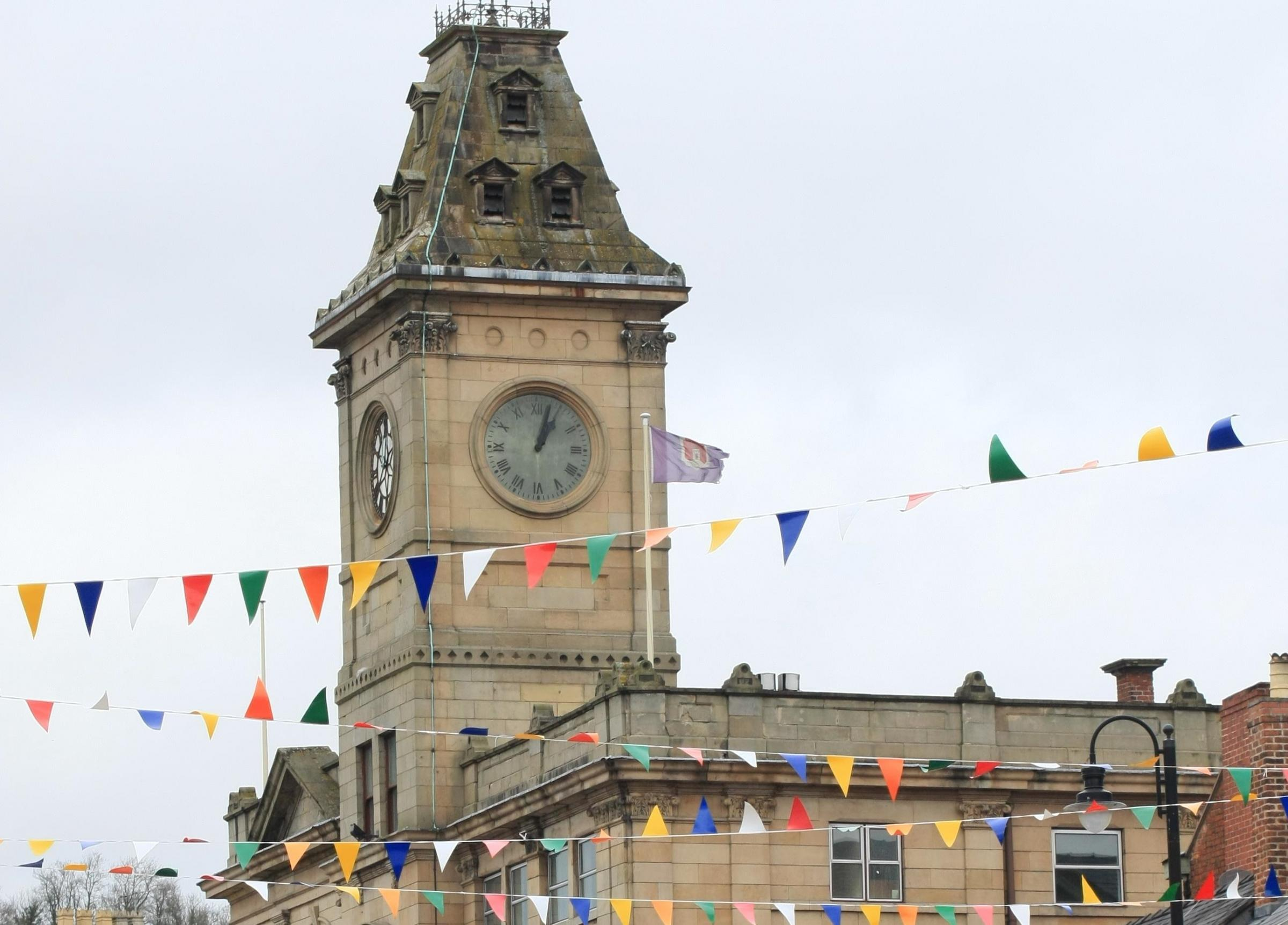 Fire alarm bill for Welshpool Town Hall goes up to nearly £40K - Powys County Times