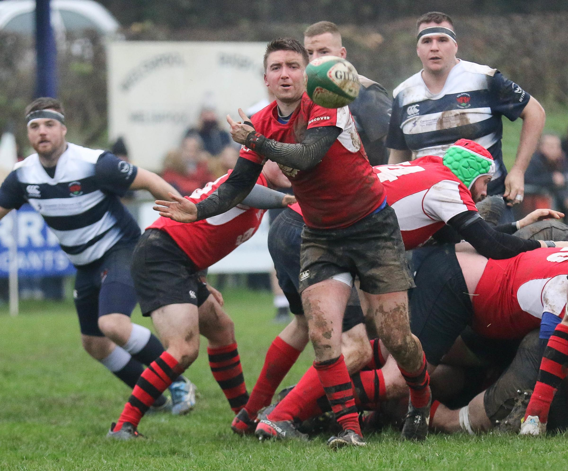 Welshpool end two decade wait for derby win over Newtown - Powys County Times