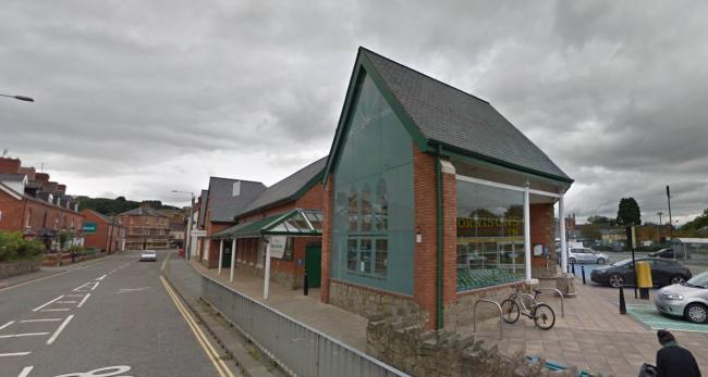 Welshpool Morrisons. Picture: Google Maps.