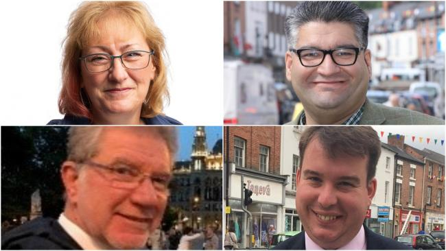 Who will be the next MP for Montgomeryshire?