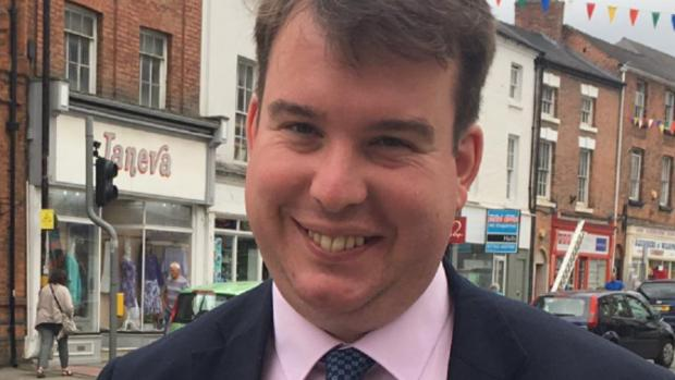 County Times: Craig Williams is the Conservatives' General Election 2019 candidate for Montgomeryshire