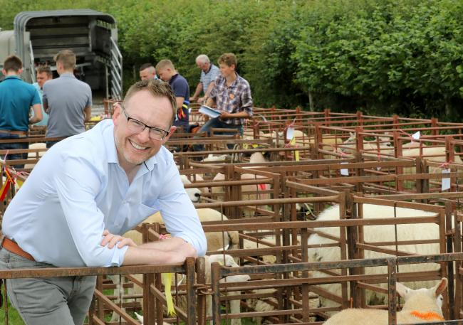 Supporting the farming industry in Mid Wales, by Russell George AM