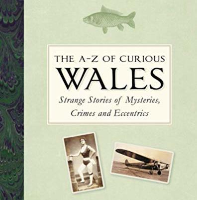 """The A-Z of Curious Wales"" by Mark Rees."
