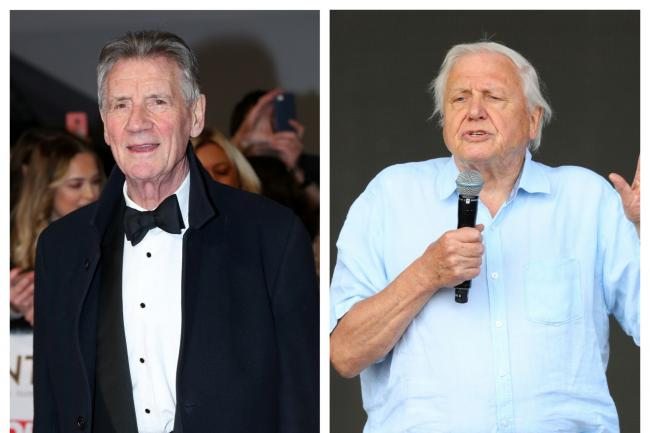 Sir Michael Palin to join Sir David Attenborough at documentary premiere