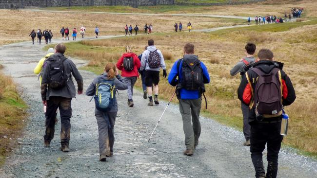 Rotary Across Wales Walk will go ahead in 2021. Photo by Gary Butterfield on Unsplash.