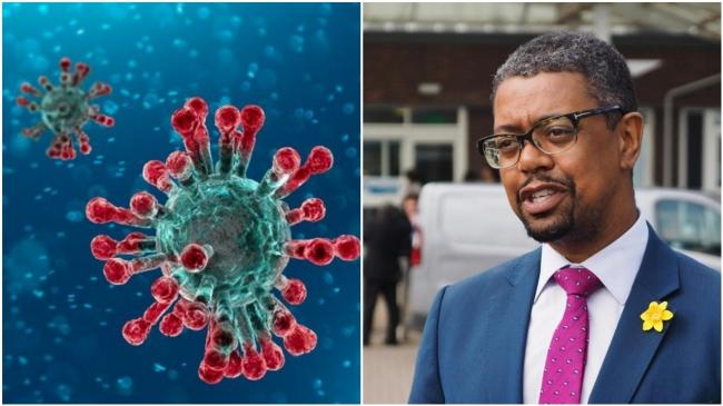 The stronger powers will help Wales deal with the coronavirus threat, says health minister Vaughan Gething.