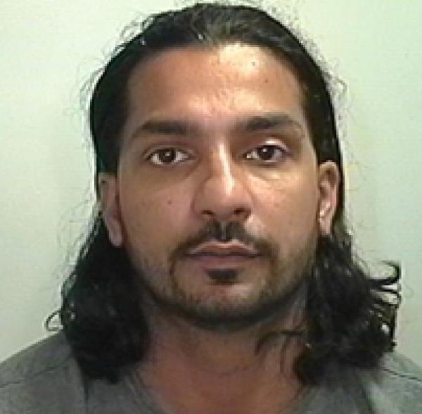 County Times: Most wanted: Shazad Ghafoor. Picture: NCA