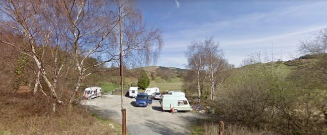 Machynlleth Travellers Site