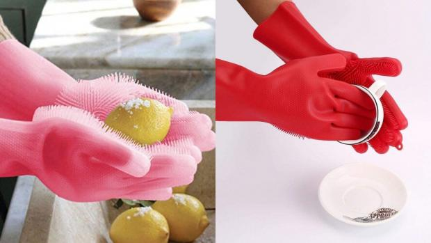 County Times: Gloves and sponges in one? Yes, please. Credit: Forliver