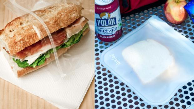 County Times: Switching to reusable sandwich bags has saved me money over time. Credit: Getty Images / Reviewed