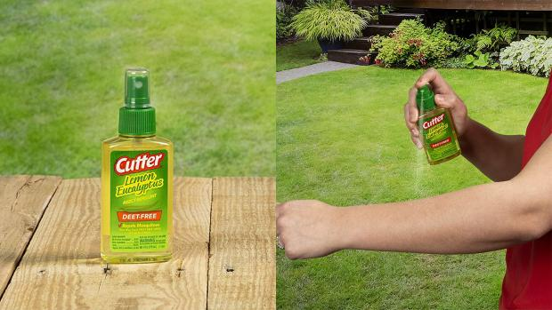 County Times: Ditch the horrible smelling insect repellents for one that's fragrant and offers up to six hours of protection. Credit: Cutter