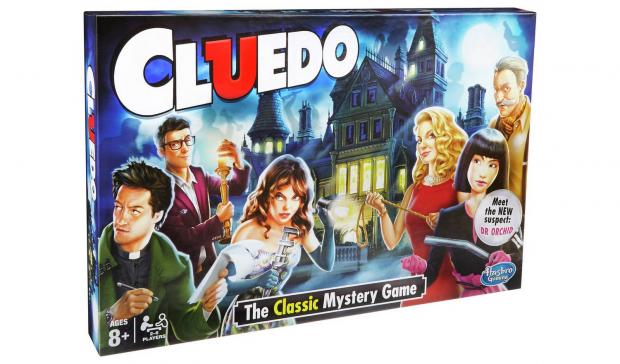 County Times: Cluedo board game. Picture: Hasbro Gaming