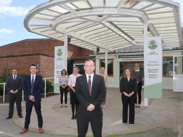 County Times: The school opened its doors for the first time this month