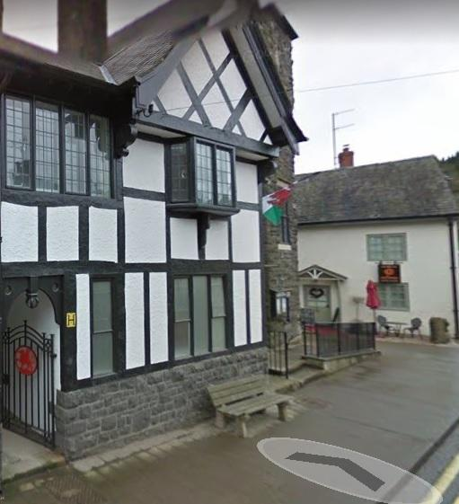 Llanfair Caereinion Insitute - the Grade II listed building is also a home for the town\'s library.