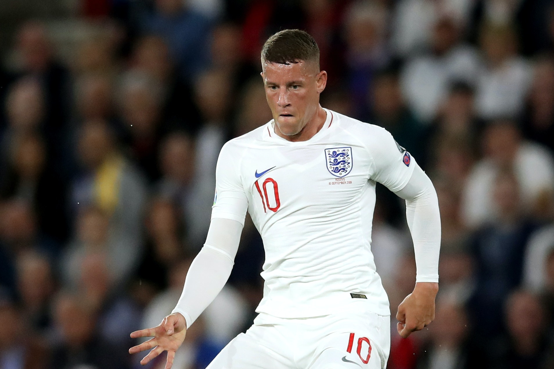 Ross Barkley hopes Aston Villa move can revitalise England career | County  Times