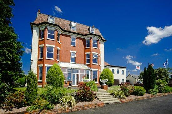Highland Moors guest house in Llandrindod. (pic courtesy of Trip Advisor)
