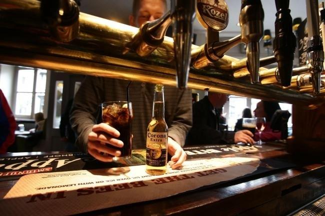 Pubs can open in Wales, but cannot sell alochol under new coronavirsu restrictions to be introduced later this week.