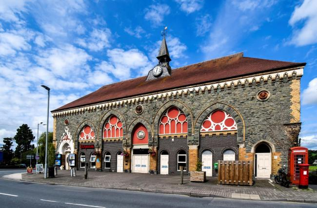 Wyeside Arts Centre in Builth Wells