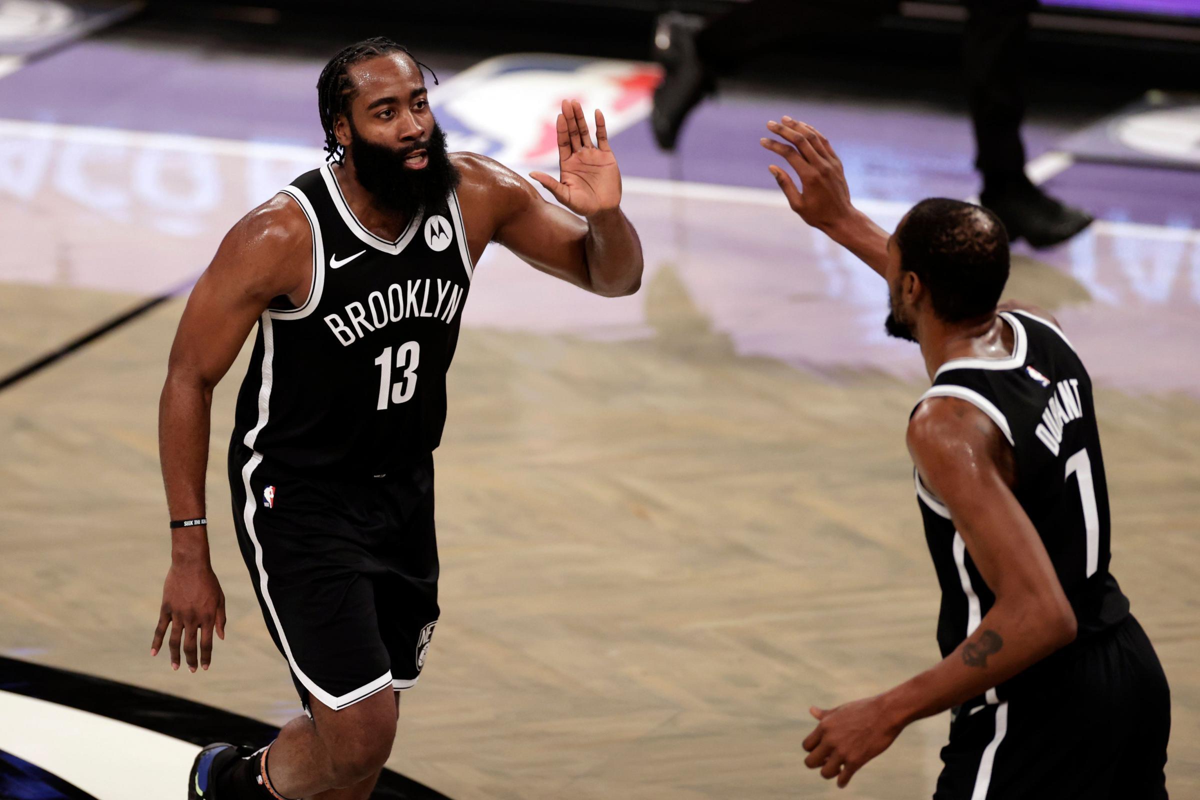 James Harden stars as Brooklyn Nets defeat Milwaukee Bucks in NBA thriller | County Times