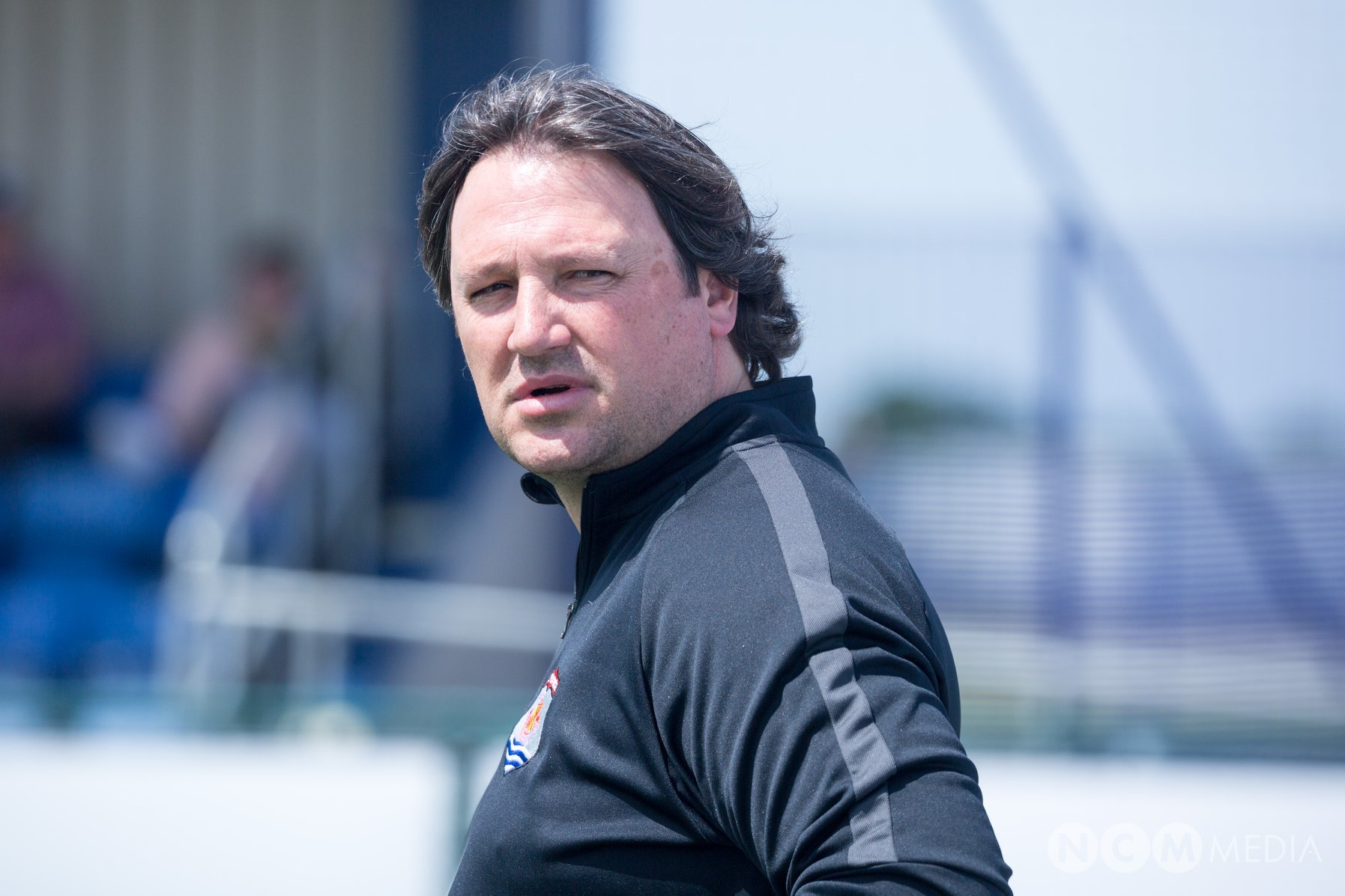 STAYING PUT: Craig Harrison. Picture: NCM MEDIA