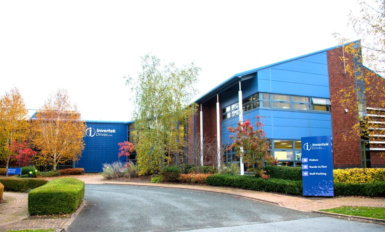 Investment and recruitment at Welshpool's Invertek Drives after record sales growth