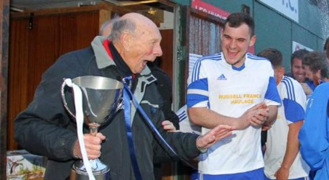 Mo Lane has passed away. Picture: Kerry FC.