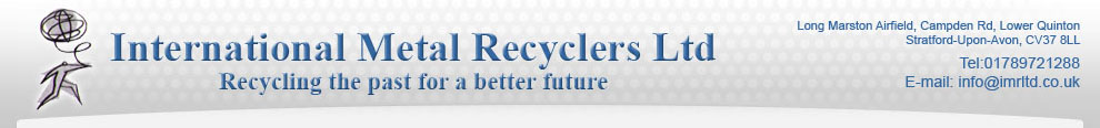 INTERNATIONAL METAL RECYCLERS LTD