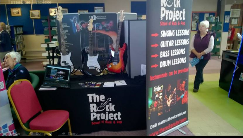 The Rock Project Maldon