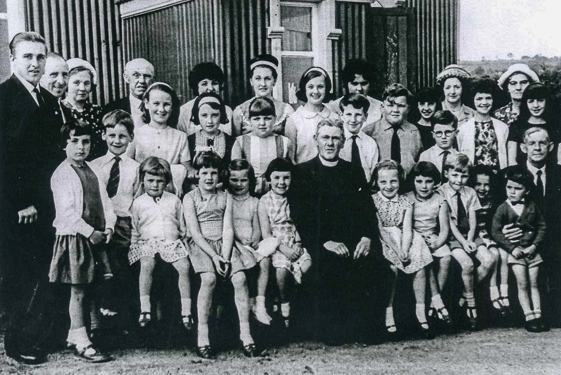 County Times memory lane feature: Forden Sunday School 1963MS749-2017