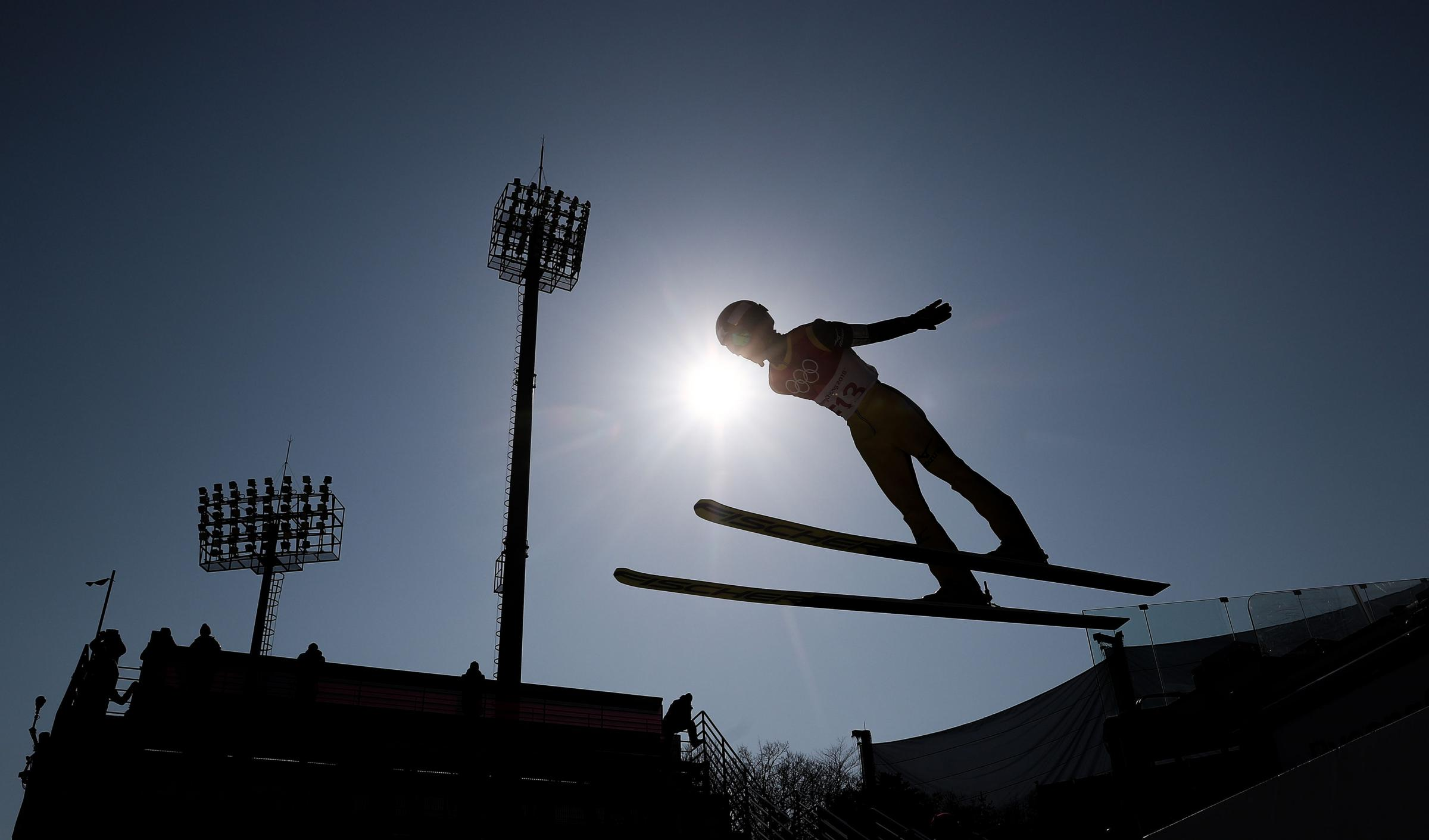 Winter Olympic Games are being held in Pyeongchang, South Korea. Picture: PA