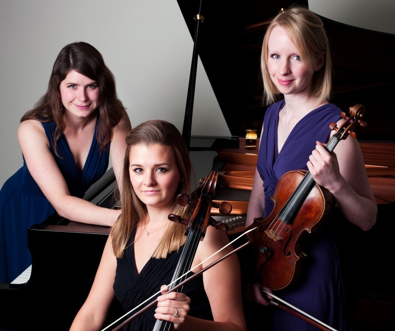 The Albany Piano Trio.