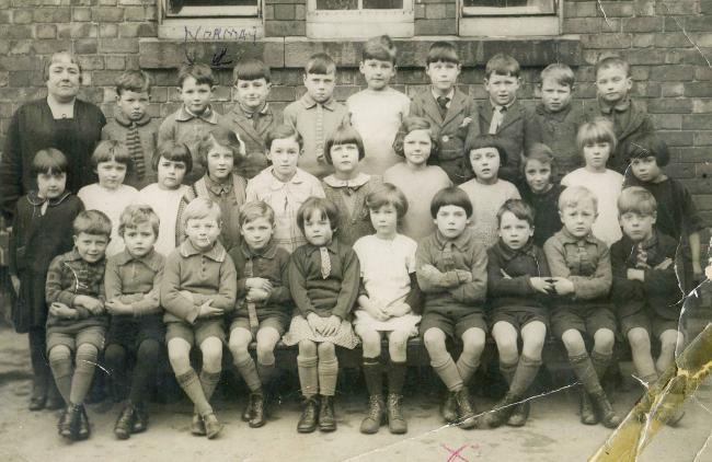 Newtown Board School 1931