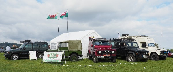 The Welsh Festival of Land Rovers at the Spring Festival will feature a broad selection of vehicles covering the Land Rover's long and varied history. Picture: A Kendall / Shenstone Photography
