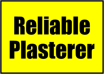 Reliable Plasterer