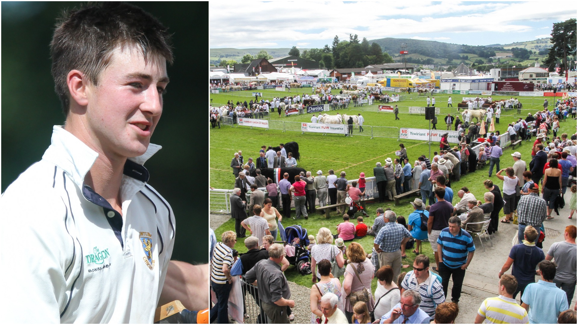 James Corfield died after attending Royal Welsh Show