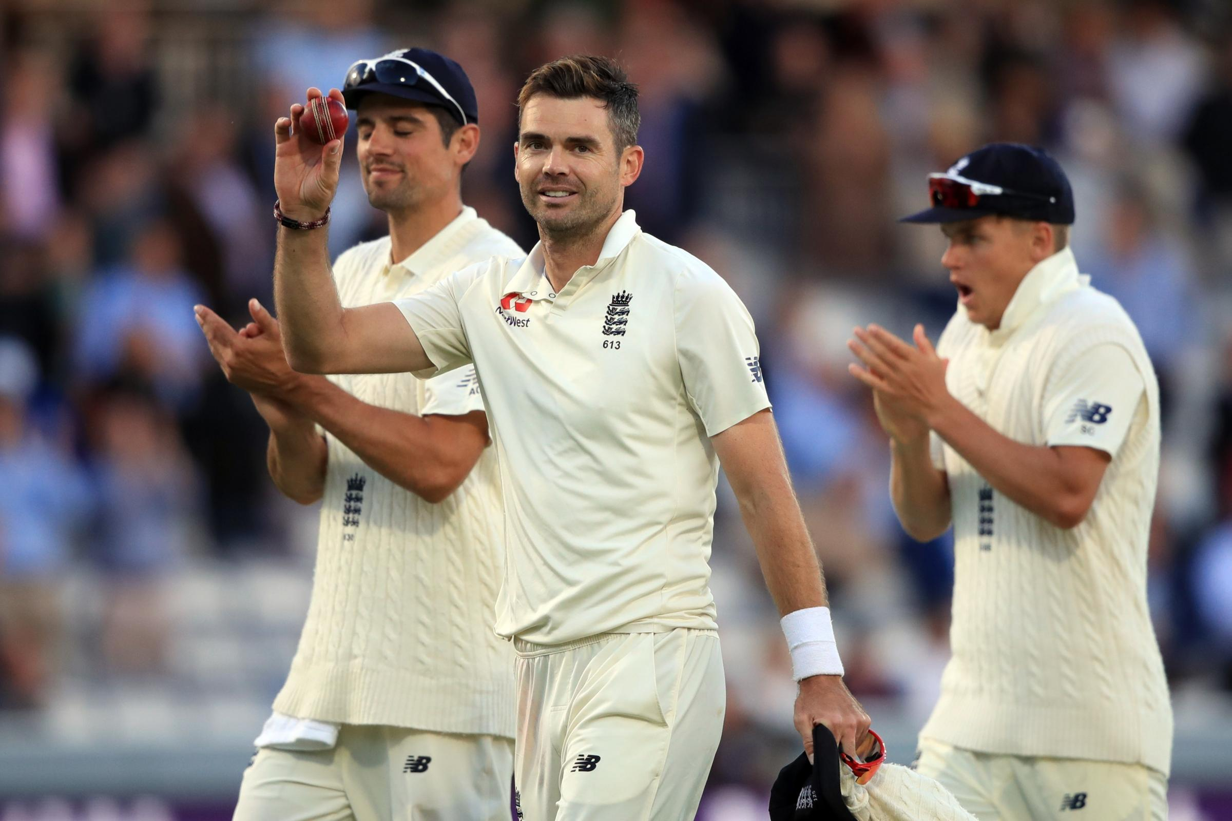 James Anderson will look to add to his wicket tally at Trent Bridge